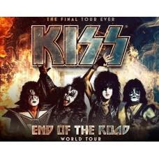 "Единственный концерт KISS ""End of the Road"",  World Tour"