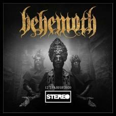Ограниченное количество билетов на Behemoth