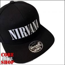 Кепка Nirvana