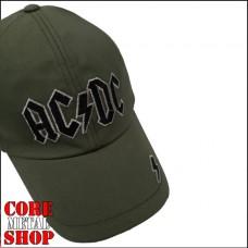 Бейсболка AC / DC