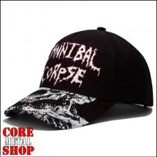 Бейсболка full print - Cannibal Corpse