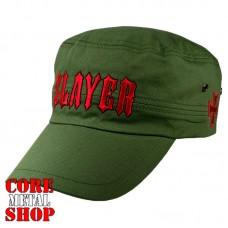 Кепка Slayer (оливковая)