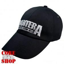 Бейсболка Pantera (logo)