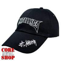 Бейсболка Metallica St.Anger
