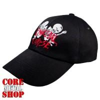 Бейсболка Cannibal Corpse - Скелеты