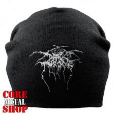 Шапка бини с вышивкой Darkthrone