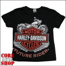 Детская Футболка Harley Davidson Motorcycles