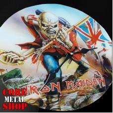 Настенные часы Iron Maiden - Trooper
