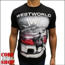 Футболка Westworld