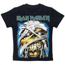 Детская Футболка Iron Maiden