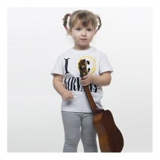 Детская Футболка Nirvana White