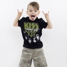 Детская Футболка Kiss