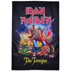 Флаг Iron Maiden - The Trooper
