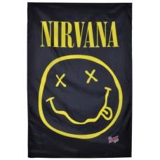 Флаг Nirvana (smile)
