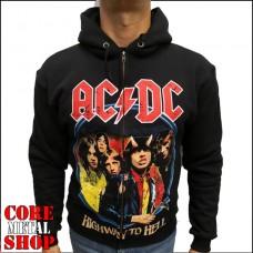 Толстовка AC\DC - Highway to hell