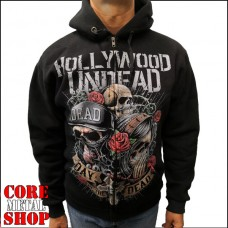 Толстовка Hollywood Undead