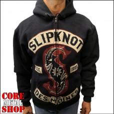 Толстовка Slipknot - Des Moines