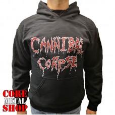 Толстовка Cannibal Corpse  (без молнии)