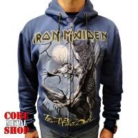 Толстовка Iron Maiden - Fear Of The Dark