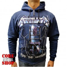 Толстовка Metallica - Ride The Lightning