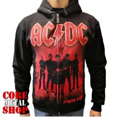 Толстовка AC/DC - PWR/UP