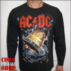 Лонгслив AC/DC