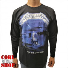 Футболка с длинным рукавом Metallica - Ride The Lightning