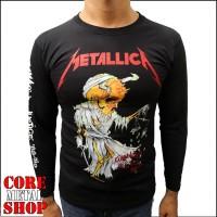 Лонгслив Metallica - Damaged Justice