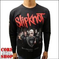 Лонгслив Slipknot - Des Moines Iowa