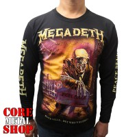 Лонгслив Megadeth - Peace Sells... but Who's Buying?