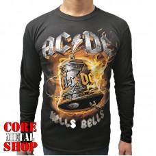 Лонгслив AC/DC - Hells Bells