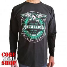 Лонгслив Metallica