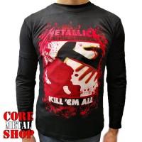 Лонгслив Metallica - Kill `Em All