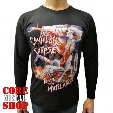 Лонгслив Cannibal Corpse - Tomb of The Mutilated