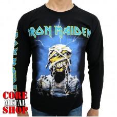 Лонгслив Iron Maiden - Powerslave