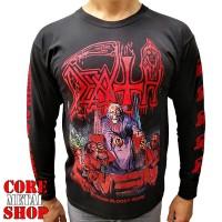 Лонгслив Death - Scream Bloody Gore