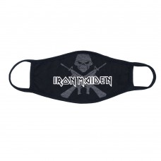 Маска многоразовая Iron Maiden - The Trooper