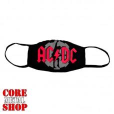 Маска многоразовая AC/DC - Black Ice
