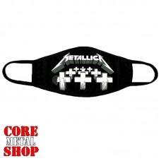 Маска многоразовая Metallica - Master Of Puppets