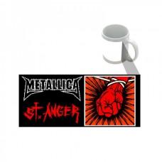 Чашка Metallica 4