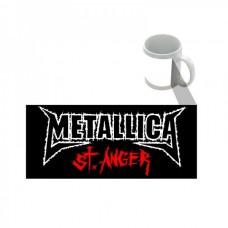 Чашка Metallica 5