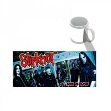 Чашка Slipknot 2