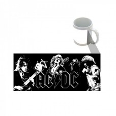 Чашка AC DC