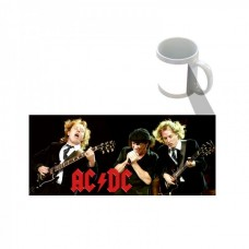 Чашка AC DC 8