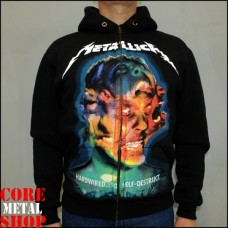 Балахон Metallica Hardwired