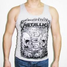 Майка Metallica The Black Album