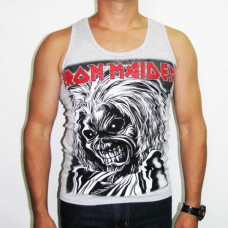 Майка Iron Maiden Killers Gray