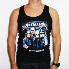 Майка Metallica Death Magnetic