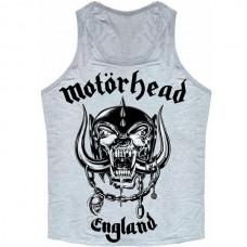 Майка Motorhead Gray