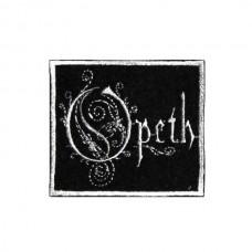 Нашивка вышитая Opeth